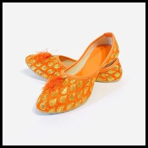 Shoes - Traditional East Indian Jutti shoes